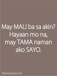 Love Quotes Tagalog For Her Funny Apifqetlw Quotes Tagal