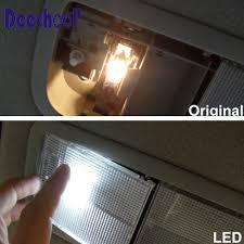 avant lighting. Deechooll 19pcs Car LED Light For Audi A6 C6 Avant,Canbus Auto Interior Lighting Bulb 4F 05 11 Dome Reading Lights #-in Signal Lamp From Avant