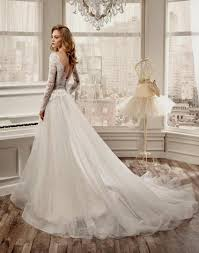gorgeous wedding dresses with sleeves naf dresses