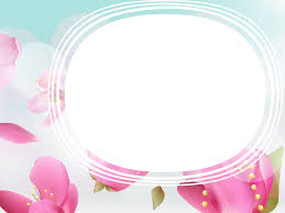 Spring Powerpoint Spring Flower On Green Powerpoint Templates Flowers Free