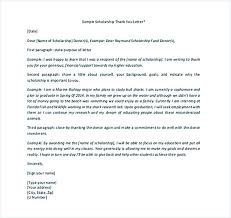 thank you note for scholarship award1