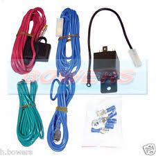 how to properly install fog lights universal 12v fog light spot lamp spot light wiring loom harness kit relay