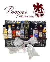 the executive mini bar gift basket