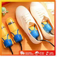 Máy sấy giày - Xả Kho - Máy sấy khử mùi hôi tiện lợi làm khô giày mau chống  trong mùa mưa
