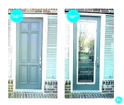 exterior door glass inserts front design ideas roundup project insert inglenook