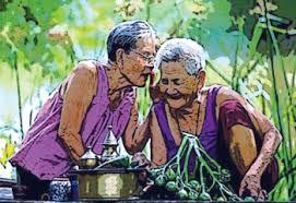 ผลการค้นหารูปภาพสำหรับ รูปผู้สูงอายุยิ้ม