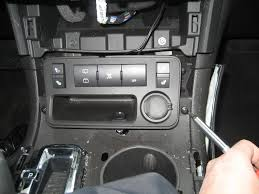 gmc acadia forum navigation lockout bypass for about 3 bucks i bent the switch contacts in as i thought it would clear the center console between the seats