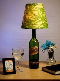 Wine Bottle Lamp Shade