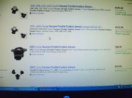 toyota tacoma questions why is my 2003 tacoma idle high and slack 1 people found this helpful