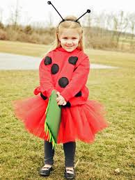 make a kid s ladybug costume for halloween
