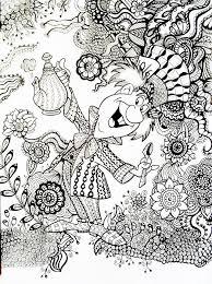 Mad Hatter Alice In Wonderland An Example Of How A Regular Zen