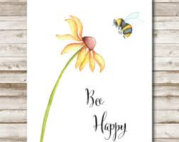 bee home decor etsy