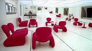 space furniture chairs. fabulously futuristic djinn chairs in space station 5u0027s lobby warner bros metro furniture