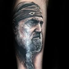 70 Portrét Tetování Pro Muže Realistické Návrhy Nápadů