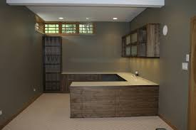 custom home office cabinets. Chicago Home Office Custom Cabinets