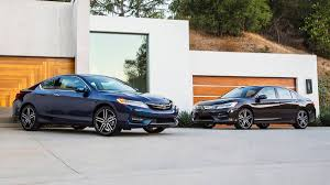 honda accord sedan 2016. 2016 honda accord sedan and coupe first drive review fronts