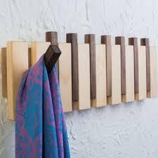 leksvik coat rack with 5 hooks ikea