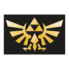 The Legend of Zelda logo vector (.EPS, 402.07 Kb) download