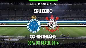 Melhores Momentos - Cruzeiro 4 x 2 Corinthians - Copa do Brasil - 19/10/2016  - YouTube