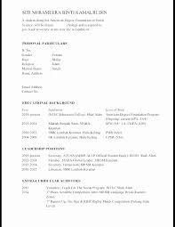 Current College Student Resume Examples Enchanting Current College Student Resume Examples Awesome Objective Awesome