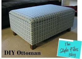 plans for storage bench seat diy ottoman autumnostlund design like