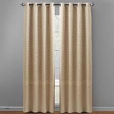 window curtain rv front window curtains beautiful spool weave grommet top window curtains set of