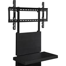 altra wall mount tv stand with 3 shelves