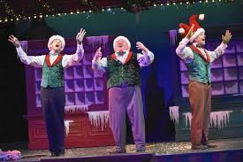 The 'grinch' doesn't need to steal christmas; Review Every Christmas Story Is More Naughty Than Nice Orlando Sentinel