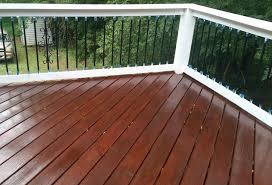 review photo 2 mahogany deck stain87