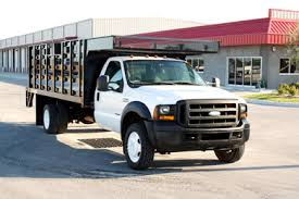 2006 Ford F550 Stake Truck with Liftgate For Sale #99617