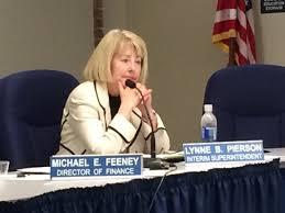 Interim Superintendent Lynne Pierson & Other Departing District ...