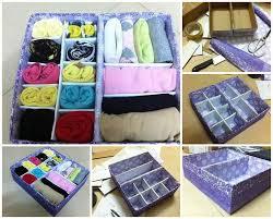 diy decorated storage boxes. DIY Easy Cardboard Storage Bins Diy Decorated Boxes