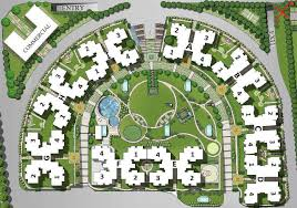 house plan 3205 sq ft 4 bhk 5t apartment for in tata housing development