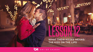 lesson 12 what their kisses means