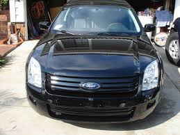 ford fusion blacked out grill. guero2 2008 ford fusion 31981210003_large blacked out grill o