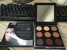 2017 factory direct dhl new manny mua x makeup geek eyeshadow palette le bnib eyeshadow