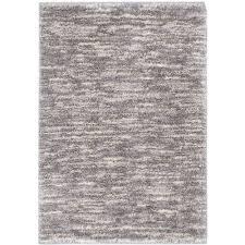 ecarpet gallery yeti 5 3 x 7 3 area rug cream light grey only