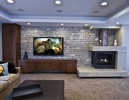 Small Picture Living Room Basement Family Room Remodel Ideas With Exposed
