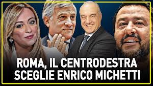 IL CENTRODESTRA SCEGLIE ENRICO MICHETTI ▷ L'INTERVISTA ESCLUSIVA AL  CANDIDATO SINDACO DI ROMA