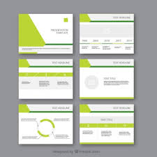 business presentation templates modern business presentation template vector free download