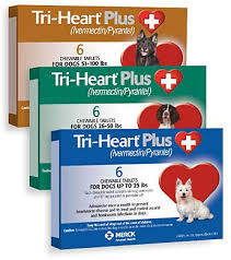 Tri Heart Plus Chewable Tablets Merck Animal Health Usa