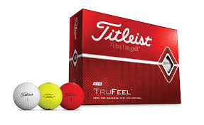 Titleist Compression Chart Titleist Trufeel Makes Case That Distance And Soft Feel Aren