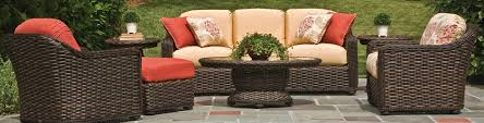 Wicker Patio Furniture South Hampton Collection By Lane Venture