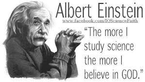 Einstein Quotes On God