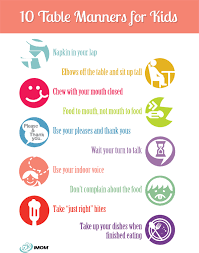 etiquette for kids worksheets switchconf table manners for kids the emeals blog social atticates