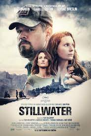 Franse Stillwater poster met de hele ...