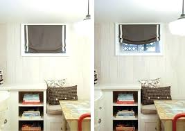 basement curtain ideas. High Windows In Bedroom Window Treatments Small Fabulous Coverings Ideas Best Basement Curtain