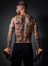 Význam A Smysl Tetování Fotbalistů 1