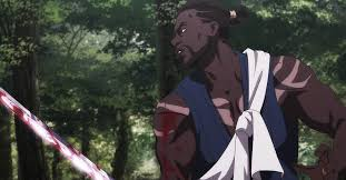 Yasuke creator LaSean Thomas on why his anime isn't <b>Afro Samurai</b> ...