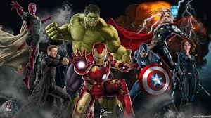 Avengers Assemble Hd Wallpaper Hintergrund 1920x1080